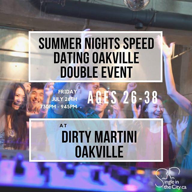 oakville speed dating Ingyenes társkereső adelaide ingyenes