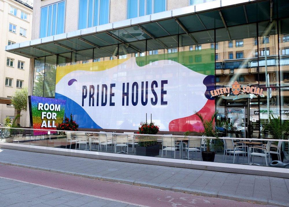 @clarionstockholm står värd för Pride House 2019 under @stockholmpride #vibehövs https://t.co/ZDs02dhSG9 https://t.co/MlcJAhUG4v