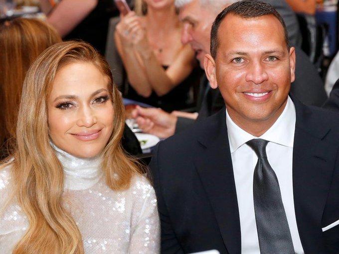 Alex Rodriguez Wishes Fiance Jennifer Lopez a Happy 50thBirthday