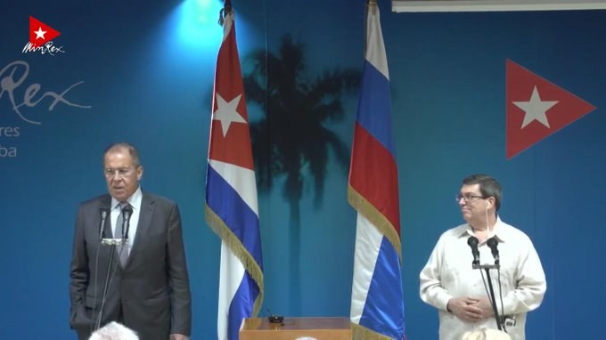 Cuba and Russia: Principles in tune