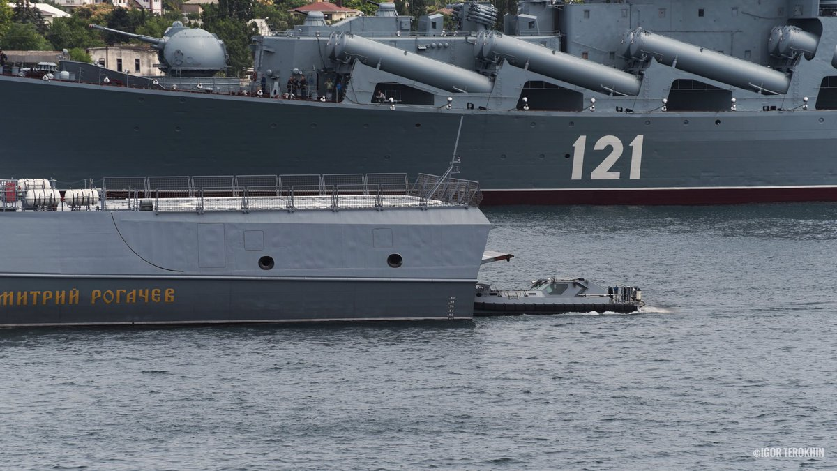 Project 22160 Bykov-class patrol ship - Page 22 EAPn82NW4AAxTue