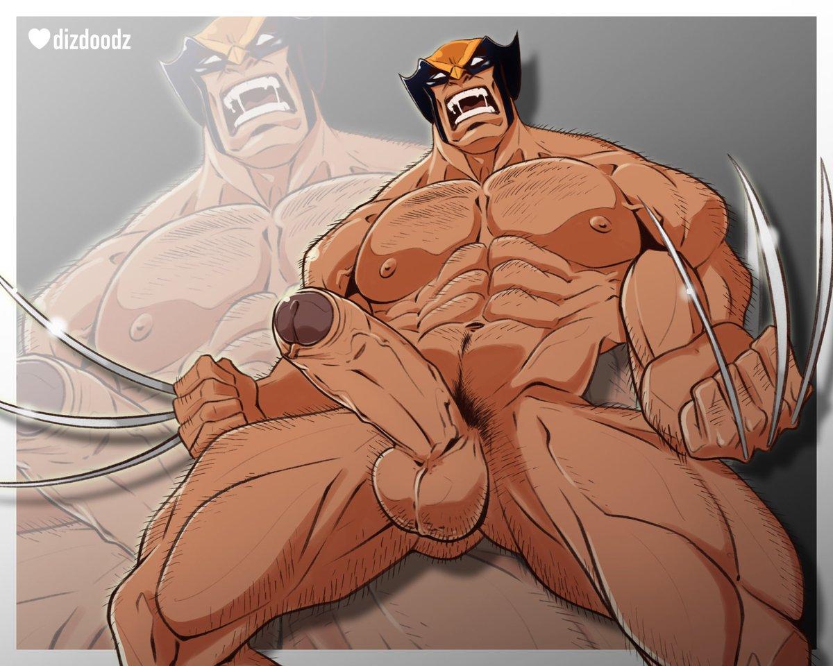 Gay wolverine comics