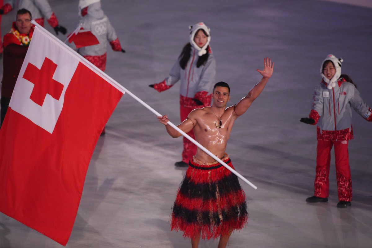 It's 365 days to @Tokyo2020 so learn how to build the upper body of a Tongan warrior in time for the opening ceremony like @PitaTofua 💪Watch his workout here 👉https://bbc.in/2ya2fs8 #WorkoutWednesday #GetInspired #1YearToGo
