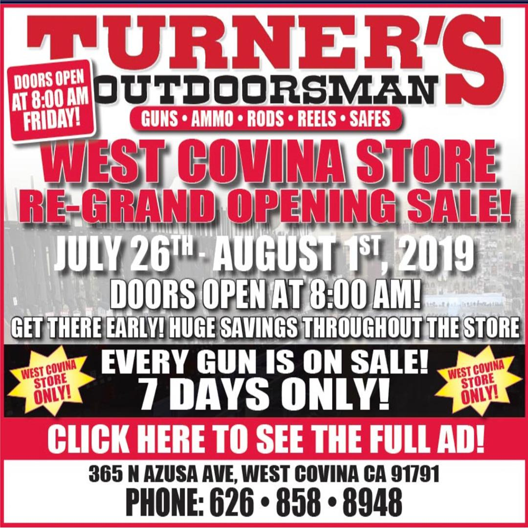Turner's Outdoorsman (@Turners) | Twitter