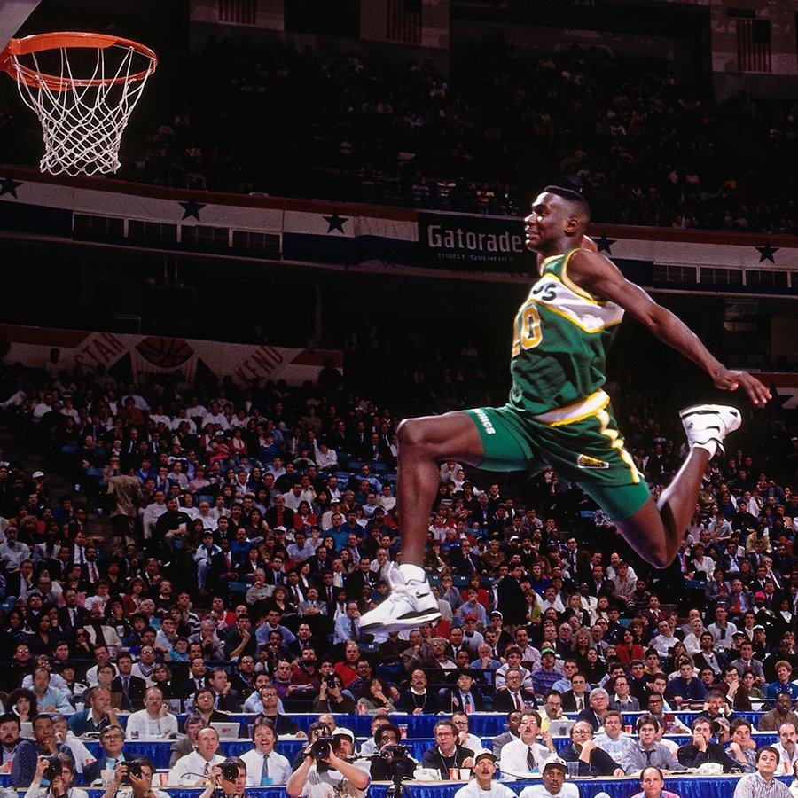 Reign Man x #NBADunkWeek  What's your favorite Shawn Kemp dunk memory?