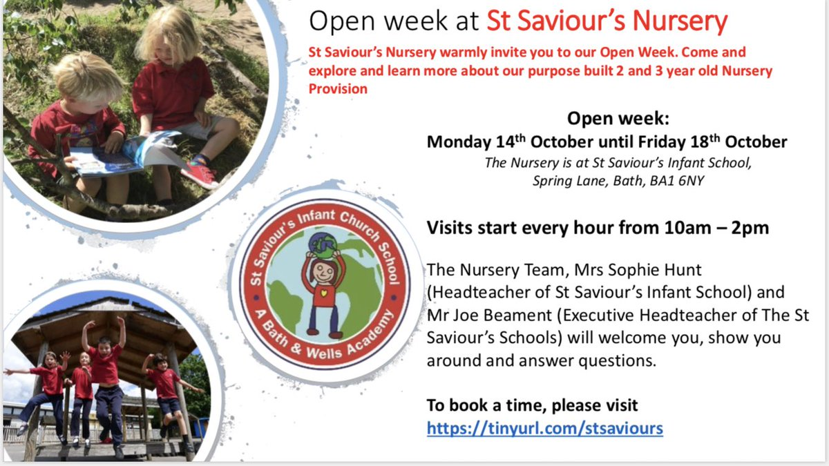 test Twitter Media - RT @St_SavioursJ: Come and have a look around! Please RT everyone 😁 https://t.co/sLgCD9Tt0a