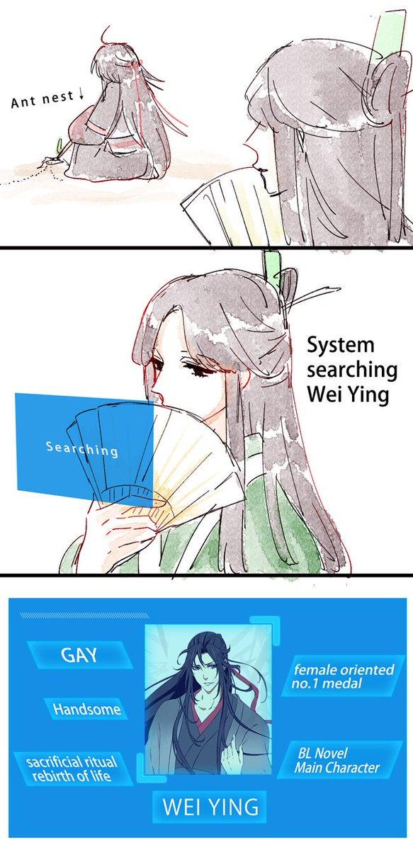 Bl System Novel