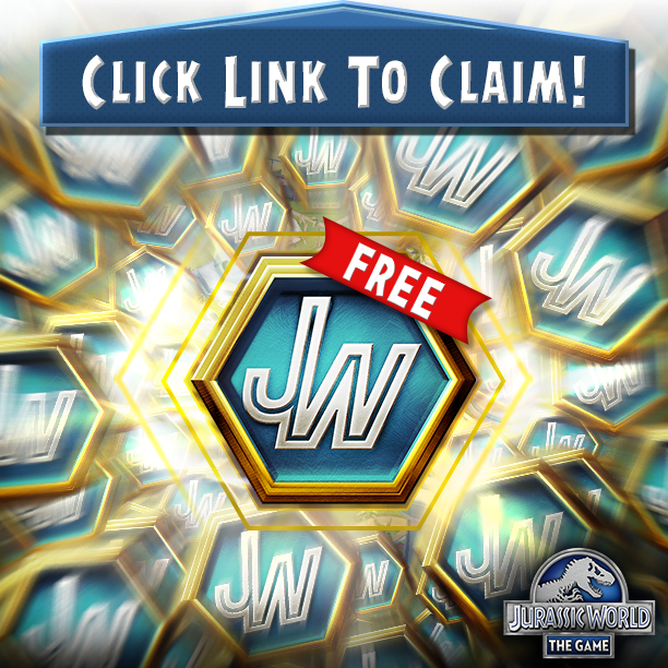 Jurassic World The Game On Twitter Tap On The Link For Free Loyalty Points And Come Back Every Day For More Https T Co 7ux1fdqwmf