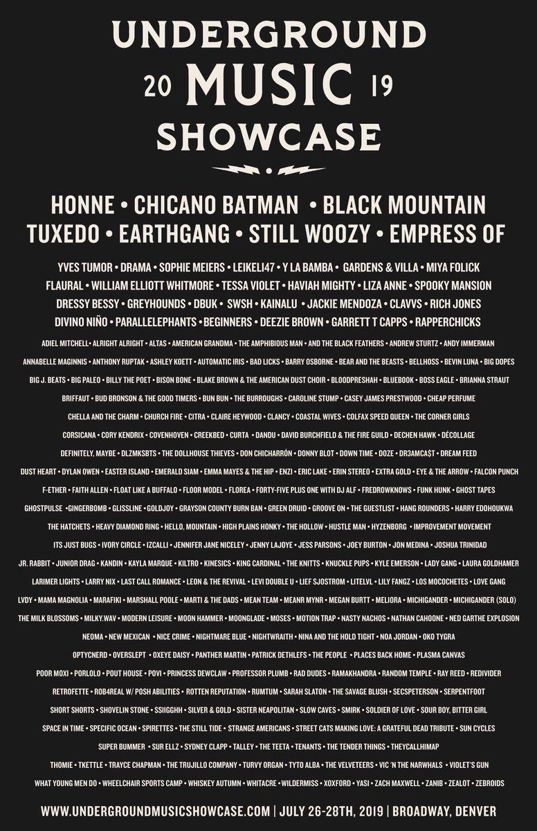Underground Music Showcase (@TheUMS) | Twitter