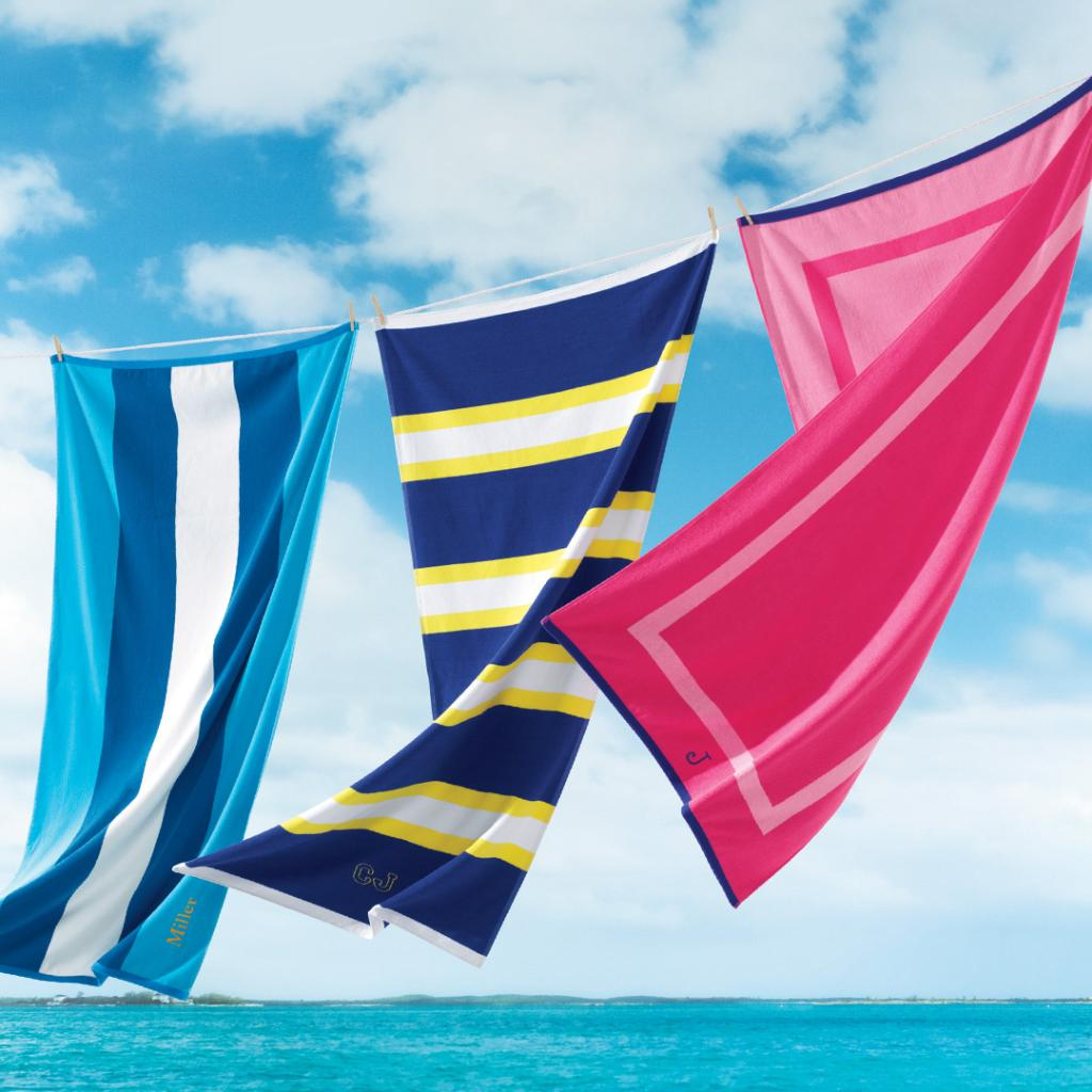 Lands End Beach Towels.Landsend On Twitter Good News Is Blowing In Our Rugby