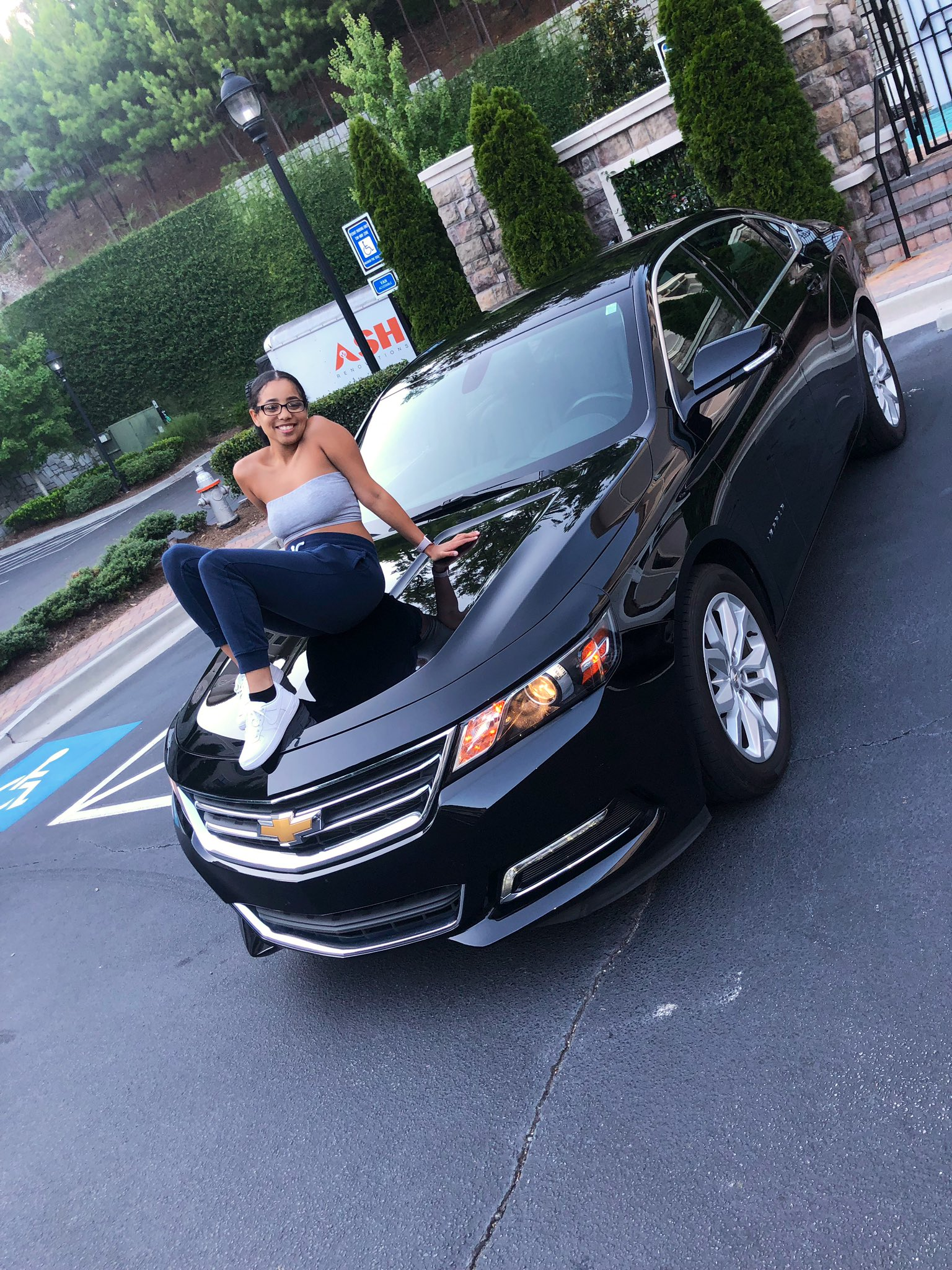 Ballgame On Twitter Surprised My Girlfriend Wit A New Car