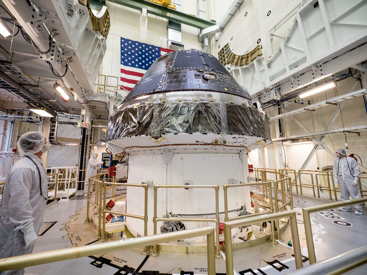 nasa orion mission - HD 1200×900