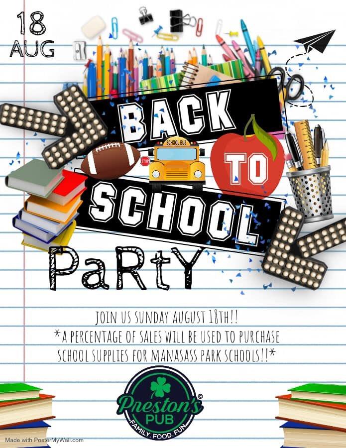 Manassas Park High School - Manassas Park City Schools