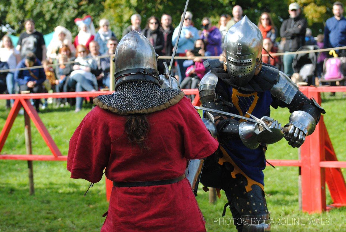 Medieval Armoured Combat Ireland – Beir Bua – Grasp Victory!