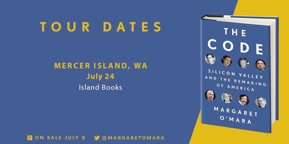Tonight @ 6:30! @IslandBooks @penguinpress