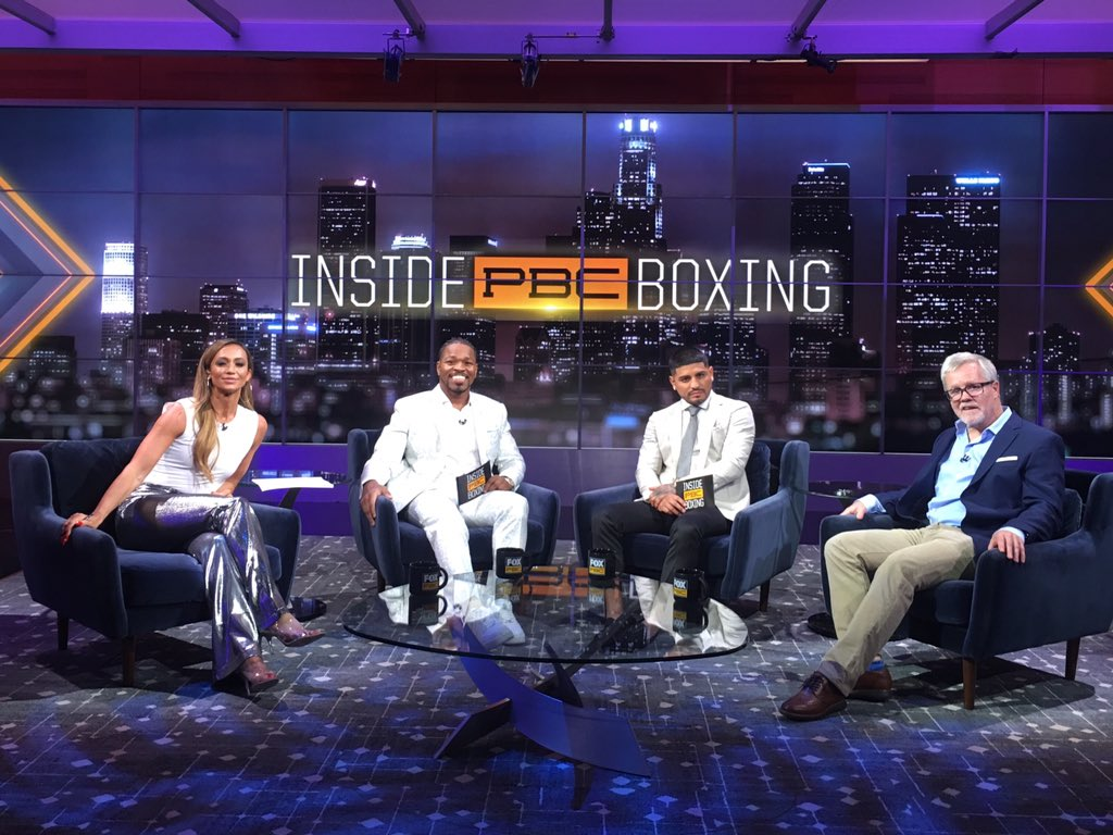Two legendary trainers join Inside PBC Boxing on @FS1 tonight including @FreddieRoach and Joe Goossen who join @kate_abdo @ShowtimeShawnP and @abnermares recapping #PacquiaoThurman and more <br>http://pic.twitter.com/r7zjwHRuSM