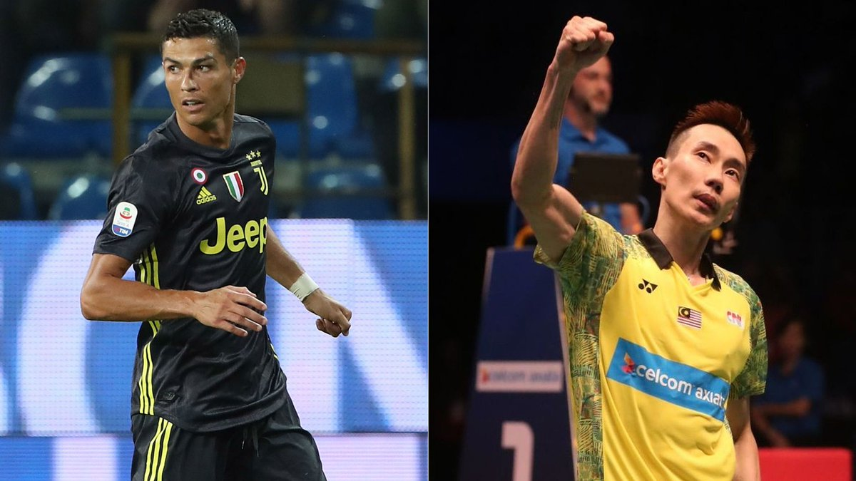 Ronaldo, @LeeChongWei among most admired public figures by Malaysians http://www.stadiumastro.com/sports/badminton/article/ronaldo-chong-wei-among-most-admired-public-figures-by-malaysians/142999 …