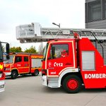 Image for the Tweet beginning: El Servicio de Bomberos y
