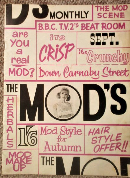 MODS OF TODAY (@modsoftoday)   Twitter