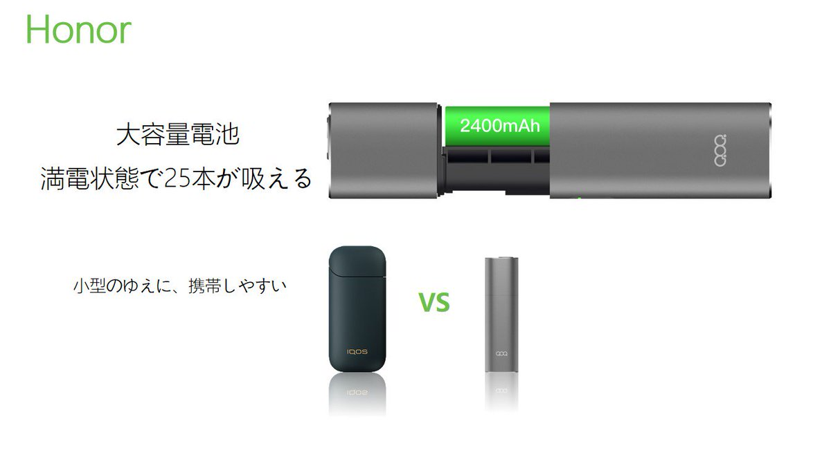 heatsticks hashtag on Twitter
