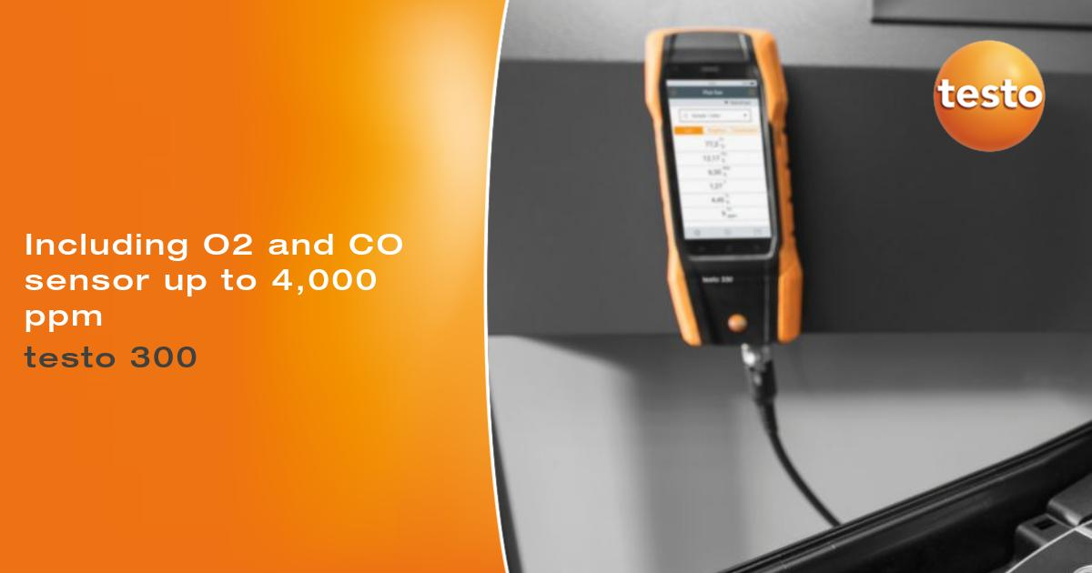 Make sure you are equipped for the most important measurements involving heating systems. Get the #Testo 300 today: https://t.co/lU64xnjKSd https://t.co/Bqn9OISLwd
