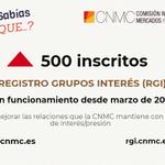 Image for the Tweet beginning: 📣🤯¿#Sabíasque hay ➕ de 500
