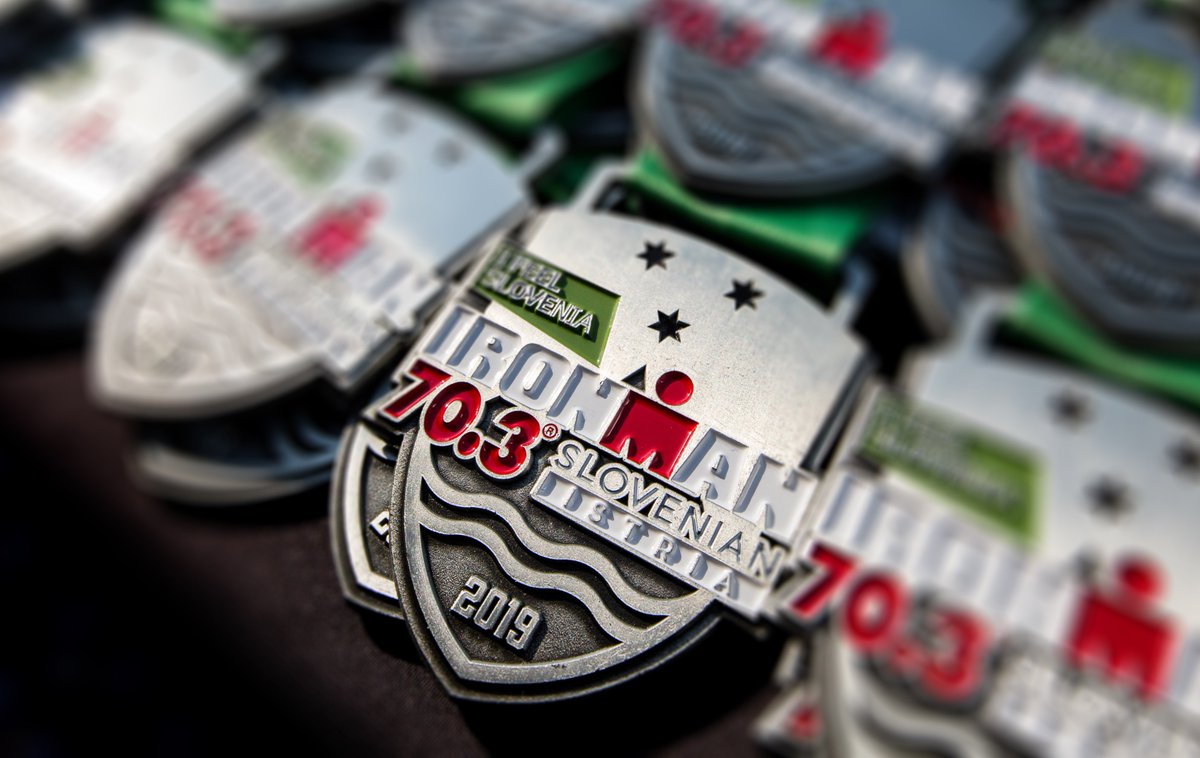 Is what you're doing today getting you closer to where you want to be on September 22nd?😉 Don't miss I FEEL SLOVENIA IRONMAN 70.3 Slovenian Istria 🏊🏻🚴🏻🏃🏻, 'cause the race is close to SOLD OUT!! 💪#ifeelsLOVEnia #ironman703 #slovenianistria #anythingispossible #finishermeda