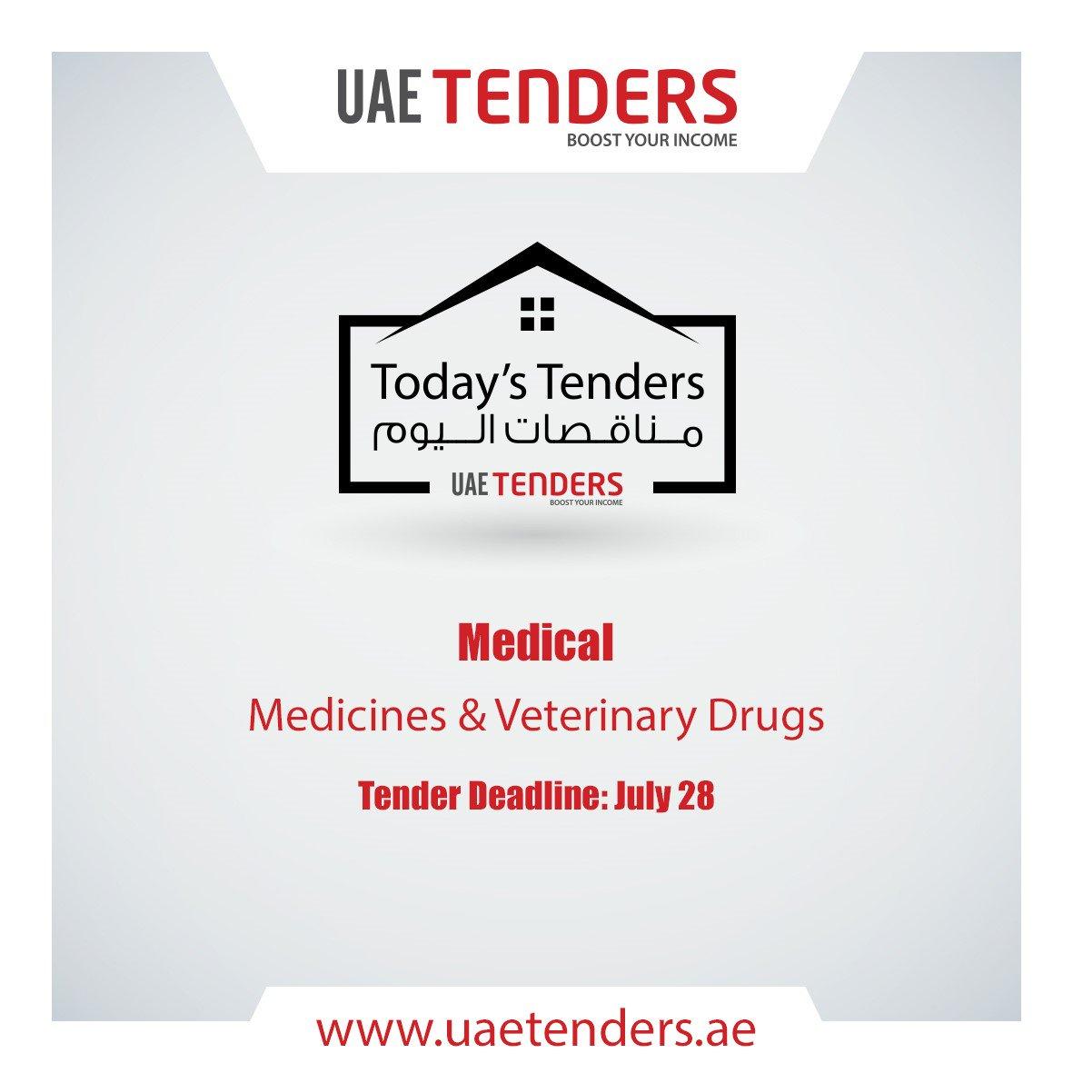 UAETenders (@TendersUae) | Twitter