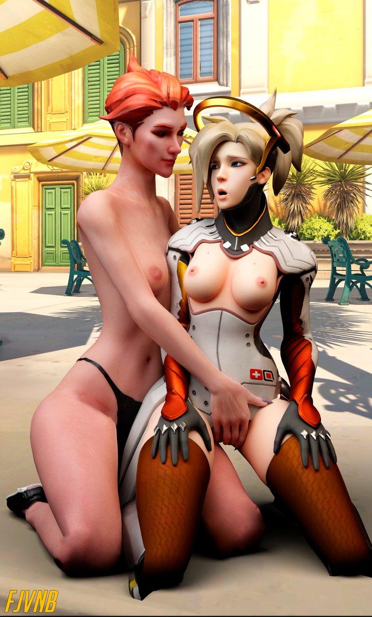 Moira Brooker Nude