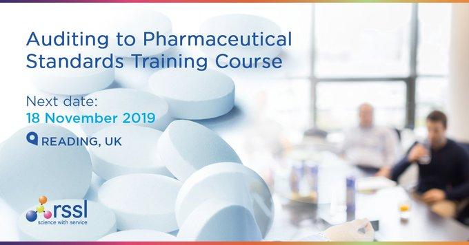 Pharmacopoeial Analysis   RSSL