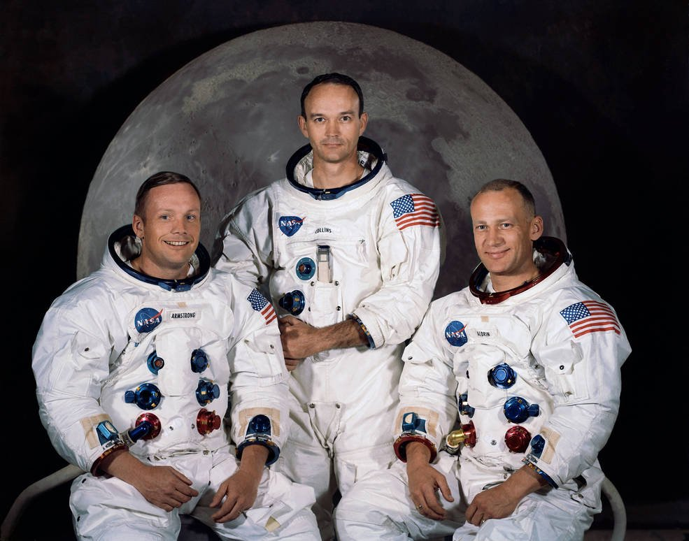 An estimated one million people gathered on the beaches of central Florida to witness first-hand the launch of Apollo 11, while more than 500 million people around the world watched the event live on television. go.nasa.gov/2XJn7pk #NASA #EPDC