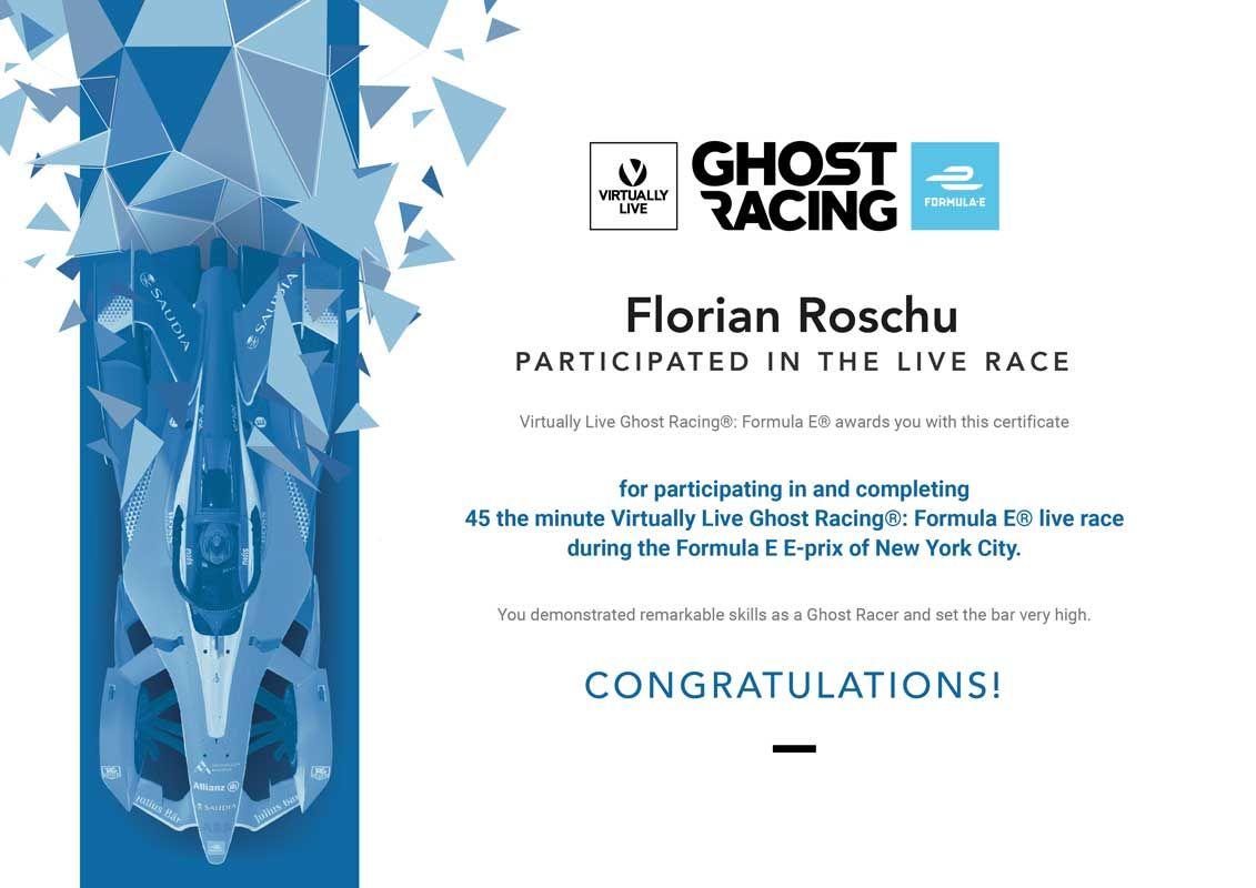 Ghost Racing Ios