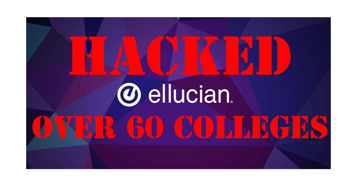 ellucian хаштаг в Twitter