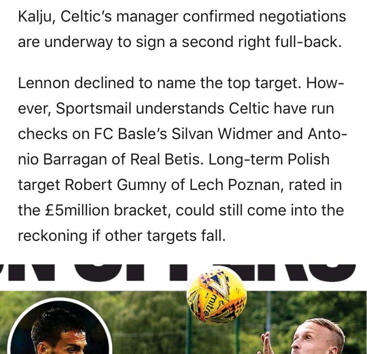 Celtic ist an Silvan Widmer interessiert. #fcbasel #rotblaulive <br>http://pic.twitter.com/tZc4YrJWFj