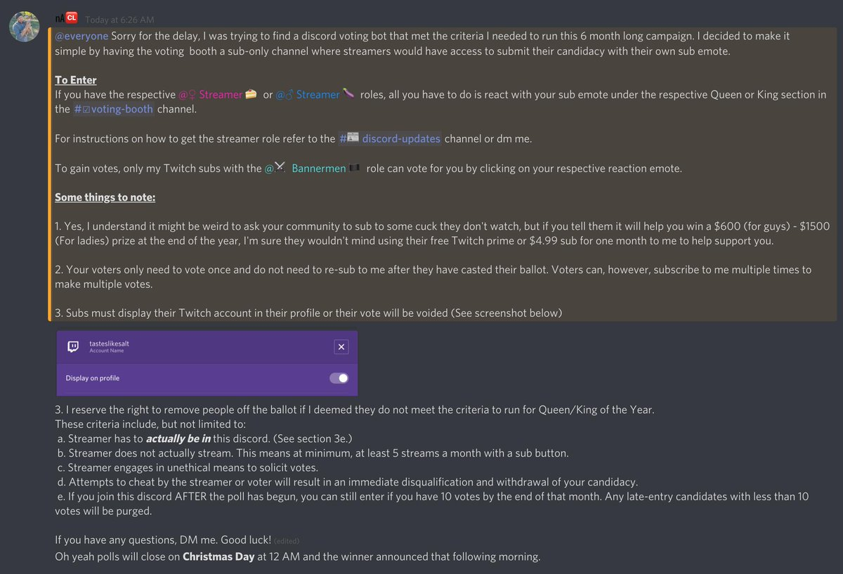 Twitch Prime Sub Bot Buy