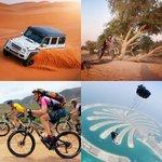 Image for the Tweet beginning: Top 20 Adventurous Activities in