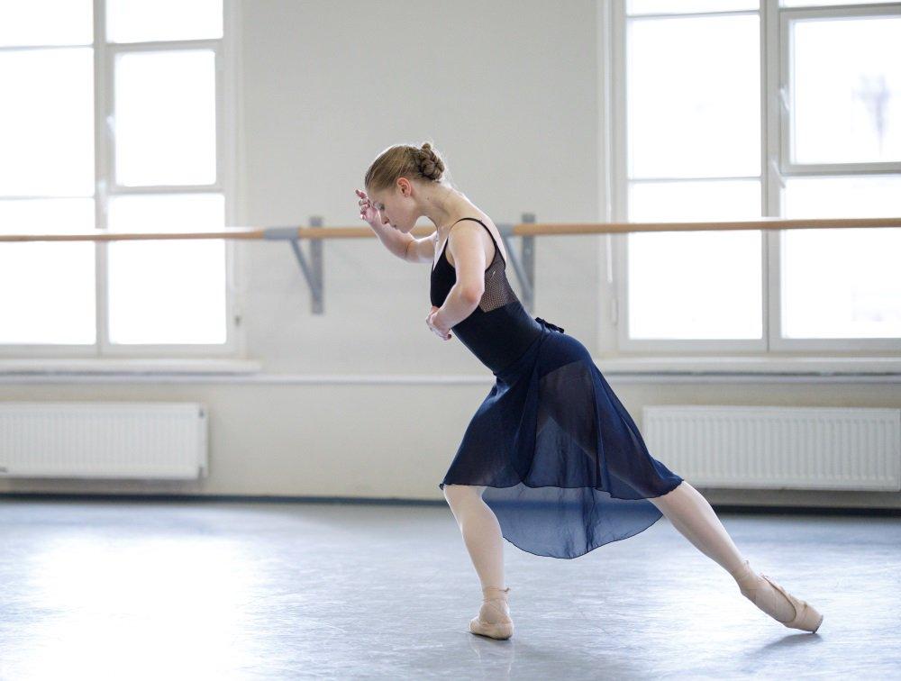 Внимание репетиция картинки балерины