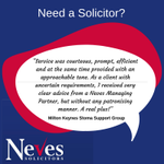Image for the Tweet beginning: Need a solicitor? If you're