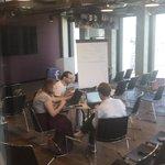 Image for the Tweet beginning: #MMM #hackathon co-organised by us