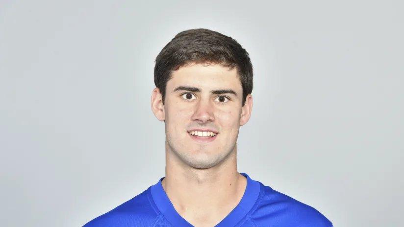Giants rookie quarterback Daniel Jones looks like Forky from Toy Story 4. https://t.co/qZBeedBc4l