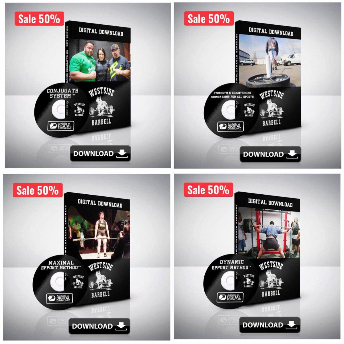 Digital July Sale! Westside Downloadable Seminars up to 50