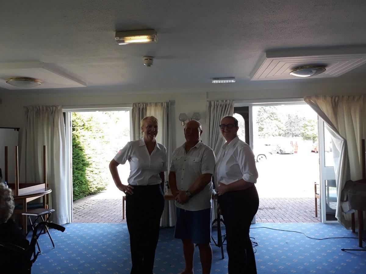 Kirkley Lodge Twitter post