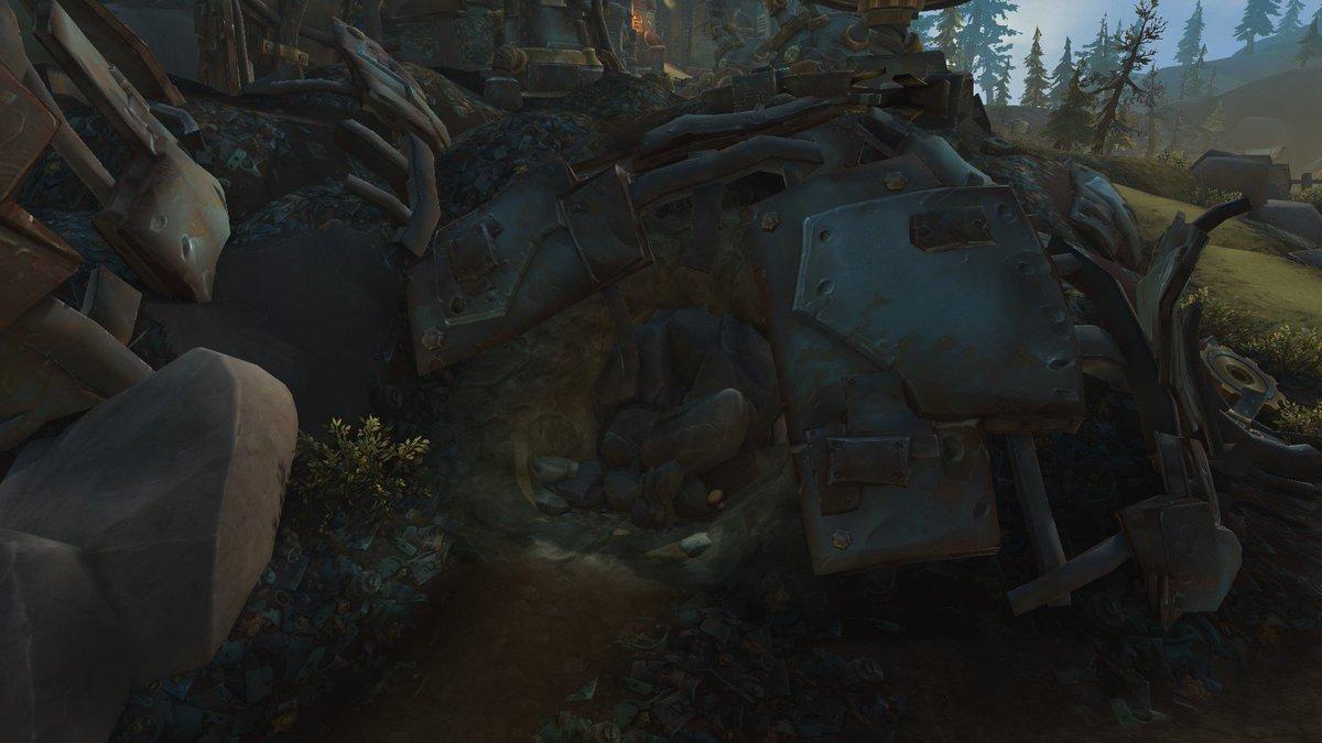 Titan Residuum Season 3
