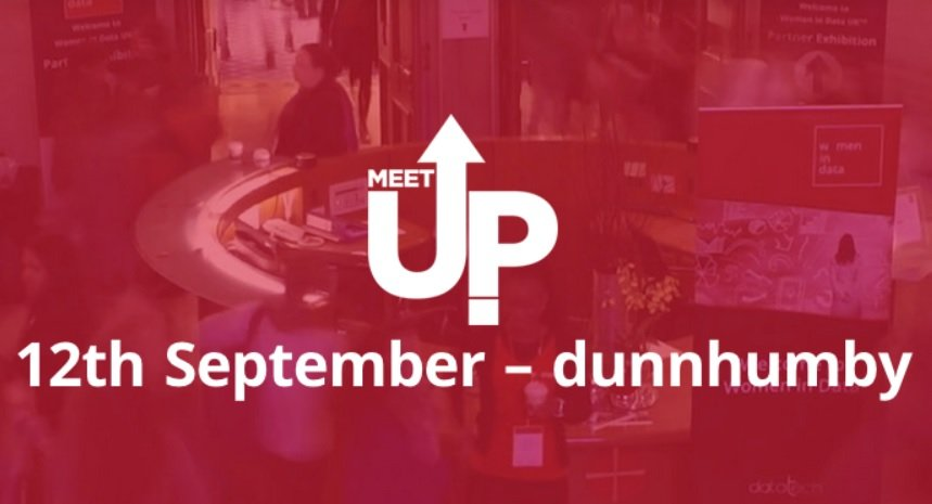 Women in Data UK & dunnhumby are pleased to announce WiD UK's first North West Meet-up on 12 Sept in Manchester. Join us for a panel session with dunnhumby, HSBC & We Are Discounts who will explore flexi working. SEE >>> womenindata.co.uk/women-in-data-… #womenindata #manchester #meetup