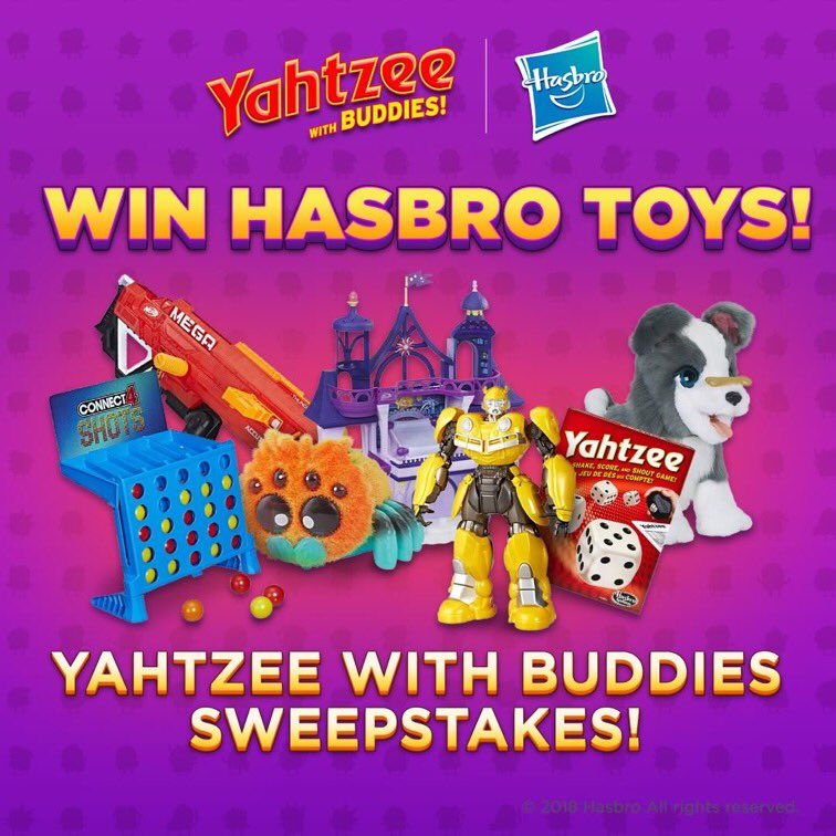 Yahtzee with Buddies (@YahtzeeBuddies) | Twitter