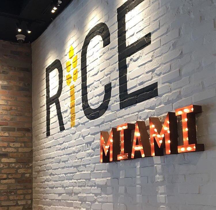 Rice Kitchen Miami On Twitter A Picture Is Worth A Thousand