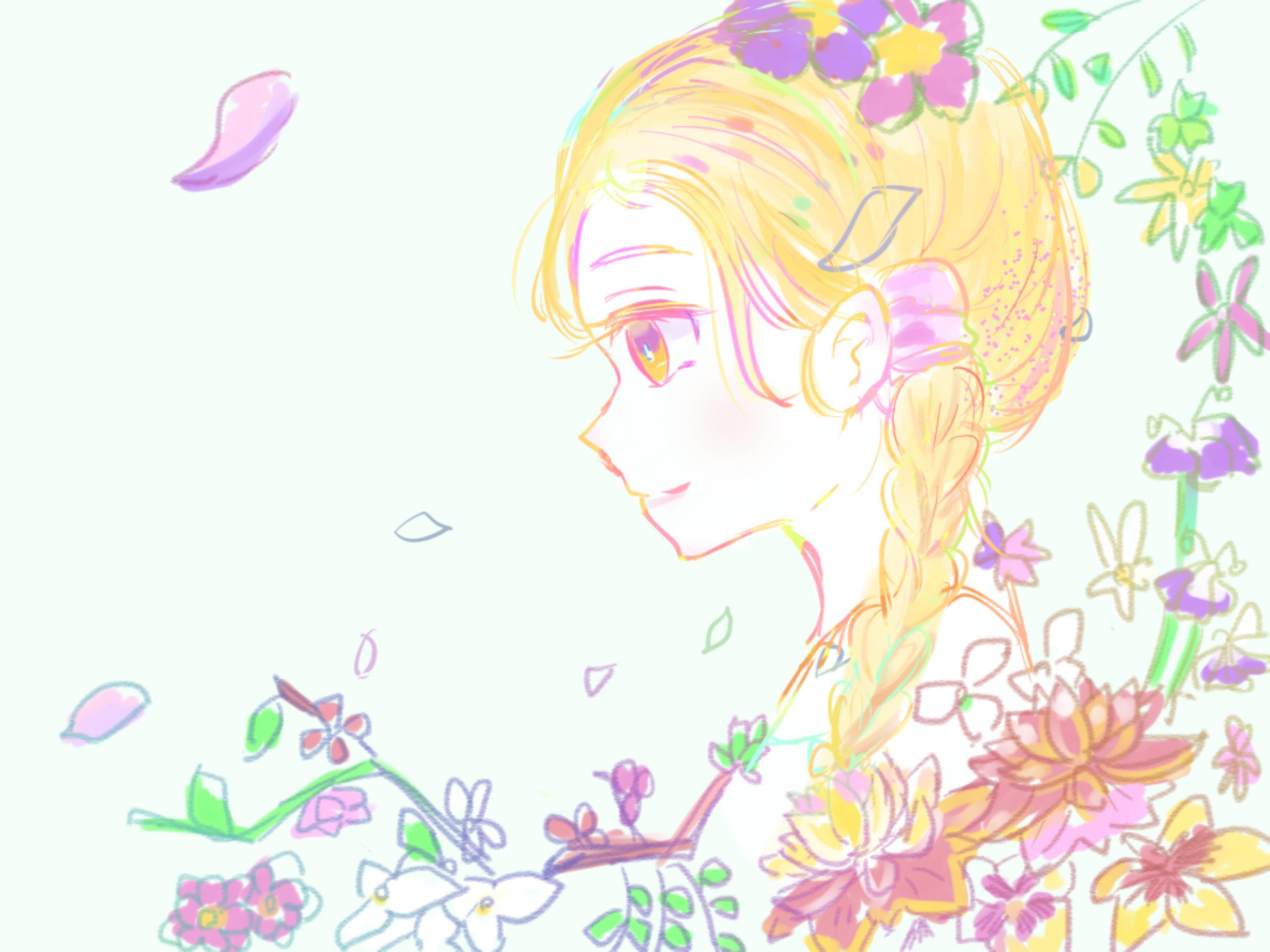 ばぃばい (@baibainoeaka)さんのイラスト