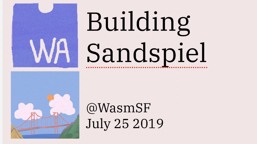 Rust and WebAssembly (@rustwasm) | Twitter