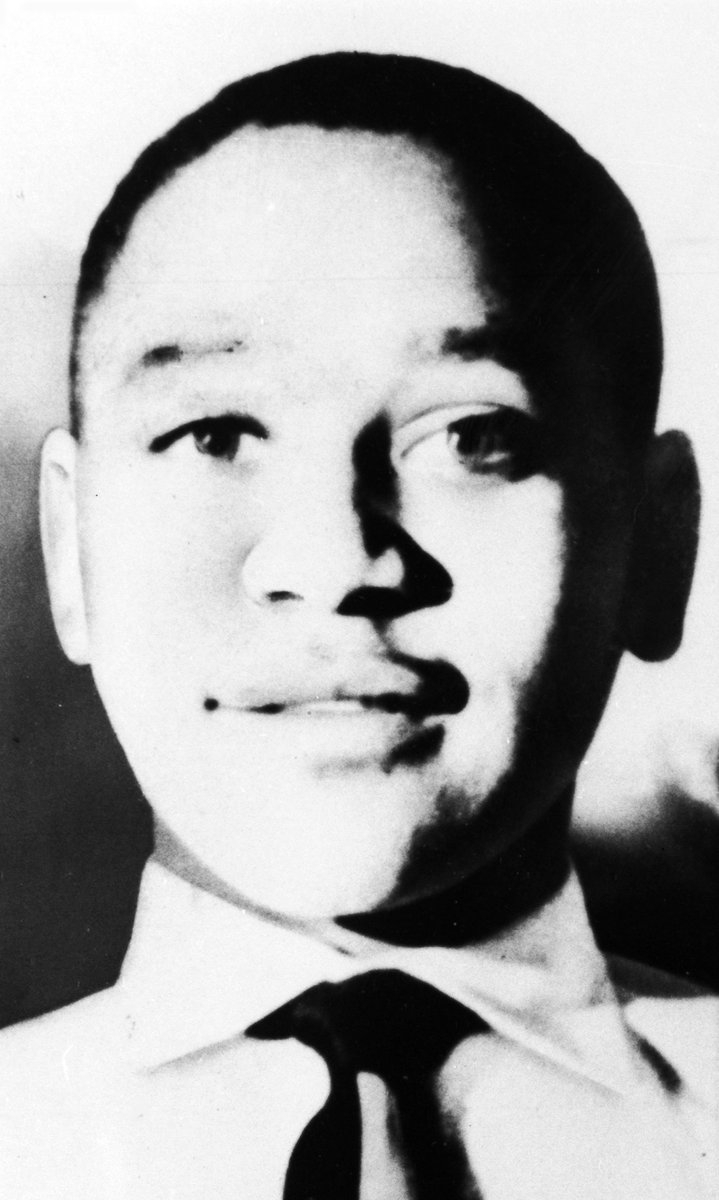Today is Emmett Till's birthday.  The 14-year-old was lynched in 1955 for allegedly whistling at a white woman. His killers were acquitted by an all-white jury.  He would be 78 today.