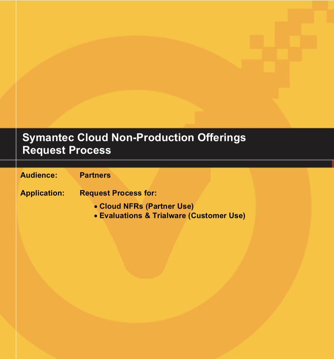 Symantec Partners (@SYMCPartners) | Twitter